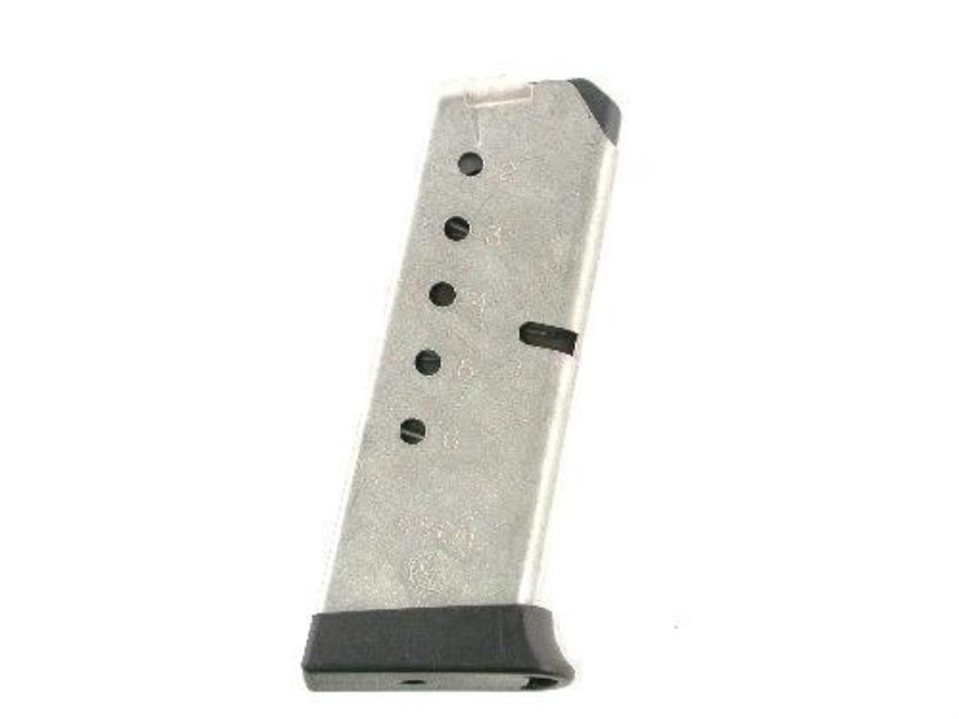 Smith & Wesson Magazine S&W CS45 45 ACP 6-Round Stainless Steel