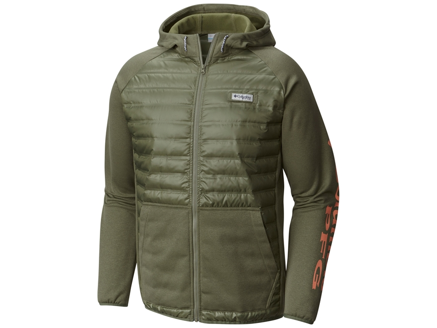 Columbia Men's Terminal Tackle Hybrid Hoodie Polyester