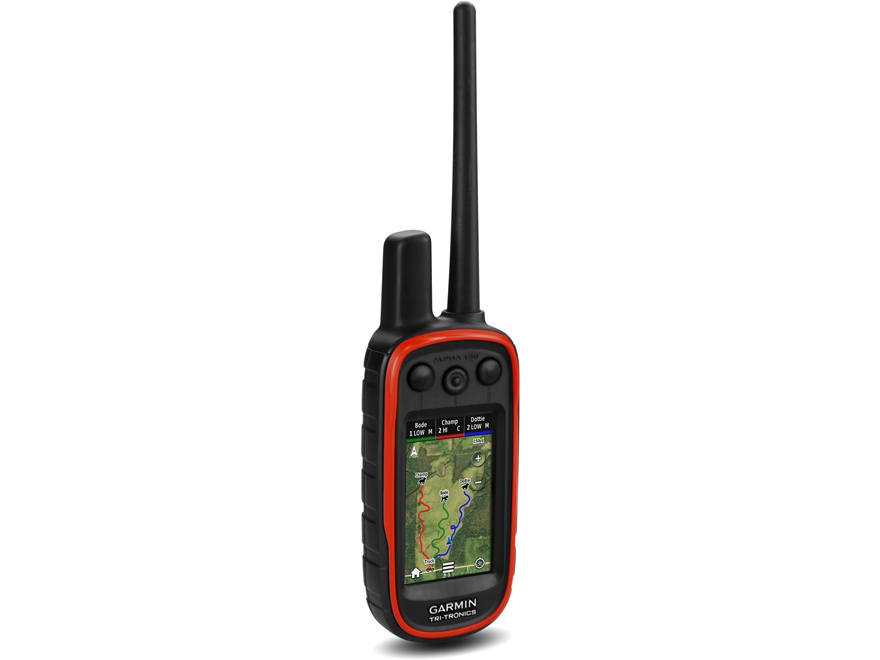 Garmin Alpha 100 Dog Tracking GPS Remote Training Device