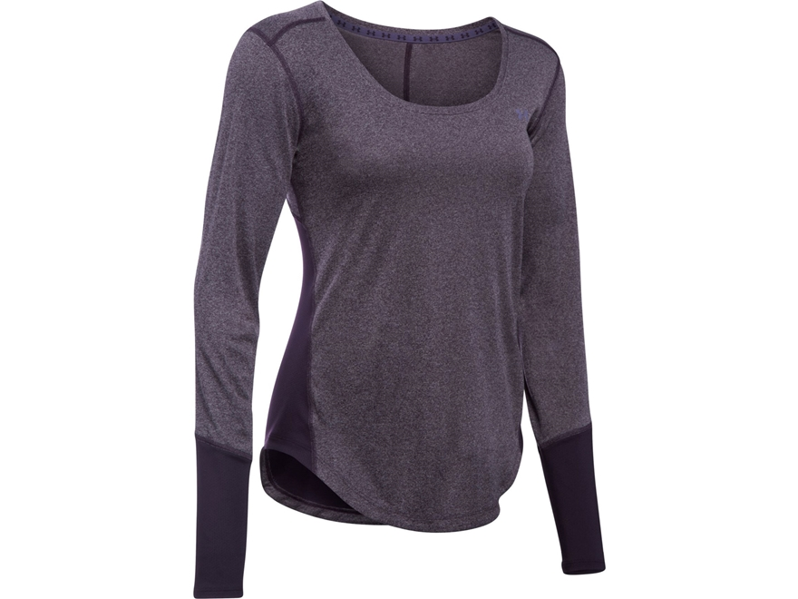 Under Armour Women's UA CoolSwitch Thermocline Crew Shirt Long Sleeve Polyester