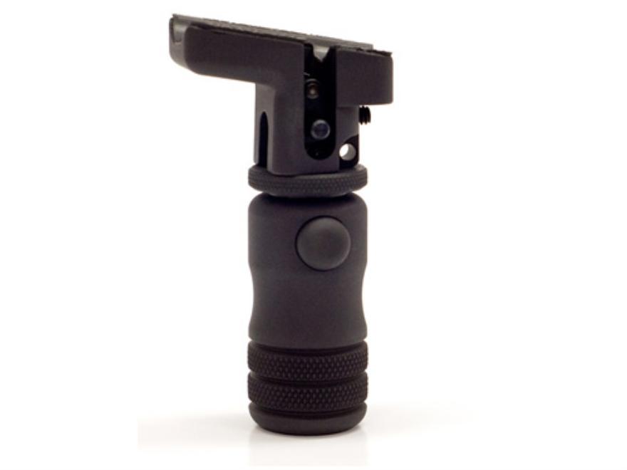 "Accu-Shot BT01-QK Standard Quick Knob Precision Monopod 3.5"" to 4.65"" Aluminum Black"