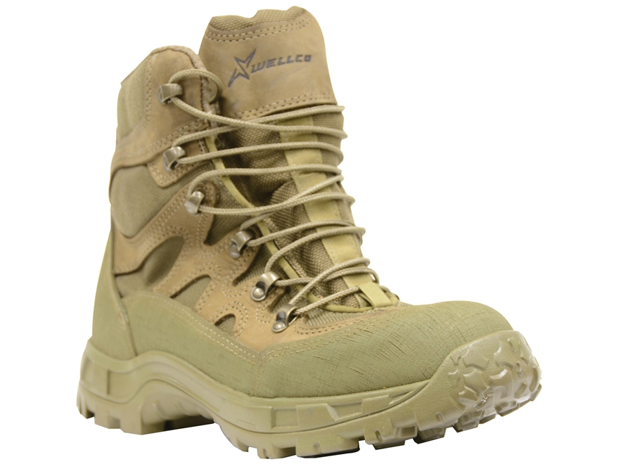 Military Surplus M760 Combat Hiker Boot Green/Tan