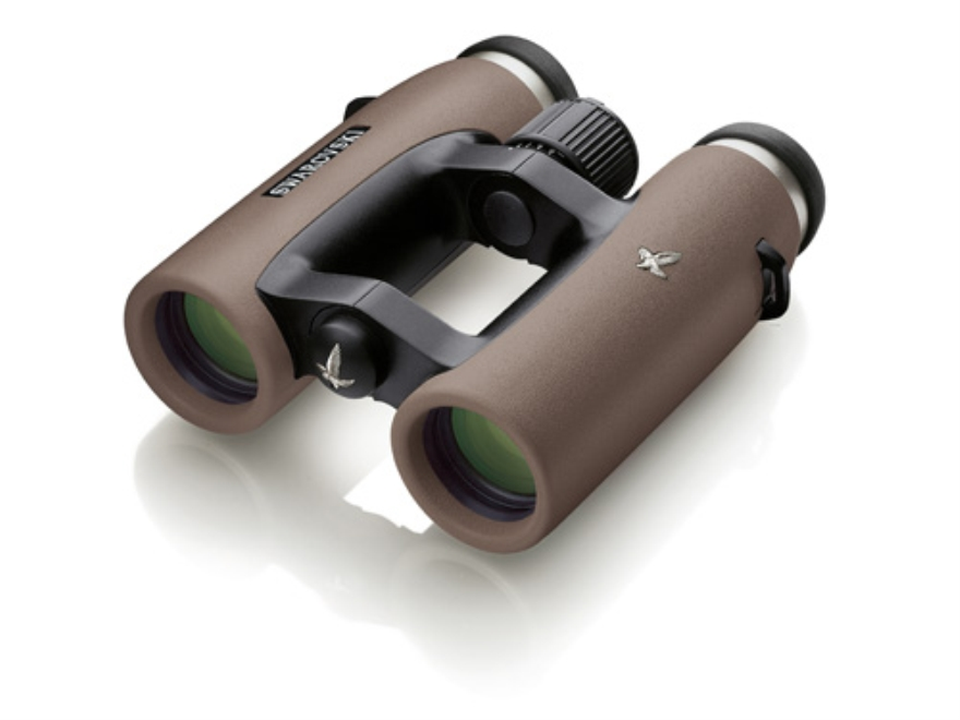 Swarovski EL Binocular 10x 32mm Roof Prism Armored Traveler Tan