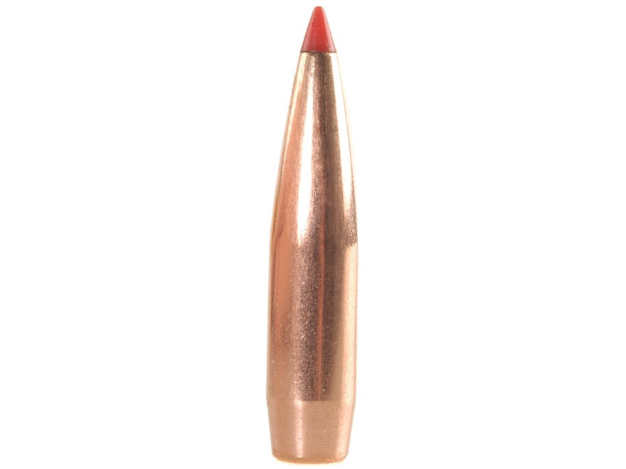 Hornady A-Max Bullets 284 Caliber, 7mm (284 Diameter) 162 Grain Boat Tail Box of 100