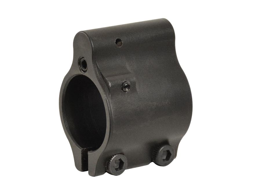 "AR-Stoner Gas Block Low Profile Clamp-on Click-Adjustable AR-15, LR-308 0.750"" Inside D..."