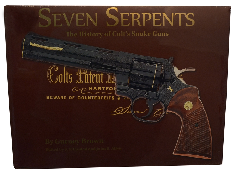Seven Serpents - The History of Colt's Snake Guns by Gurney Brown