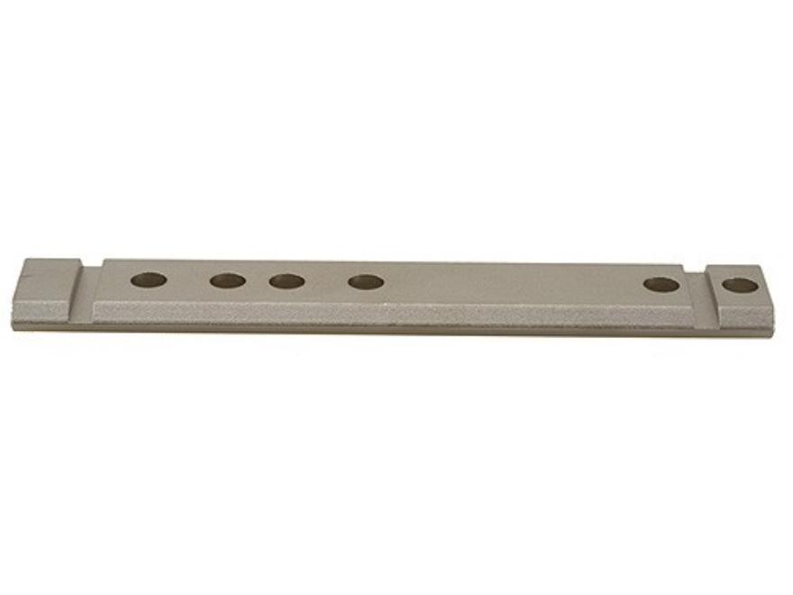 Warne Maxima 1-Piece Aluminum Weaver-Style Scope Base Marlin 36, 336, 444, 1895, 9, 45,...
