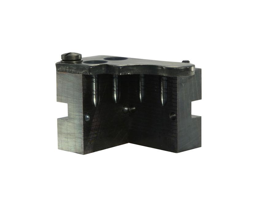 Lyman 2-Cavity Bullet Mold #225646 22 Caliber (225 Diameter) 55 Grain Semi-Point Gas Check