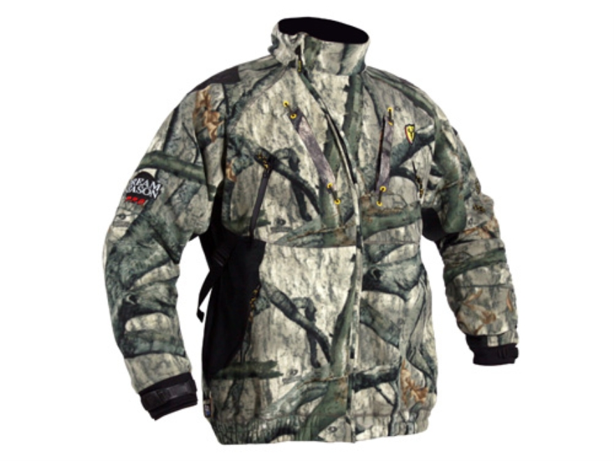 ScentBlocker Men's Dream Season Pro Fleece Jacket Polyester Mossy Oak Treestand Camo Me...
