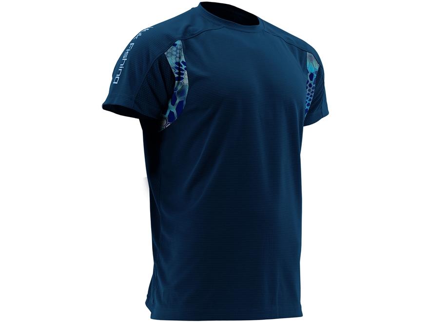 Huk Men's Trophy T-Shirt Short Sleeve Polyester