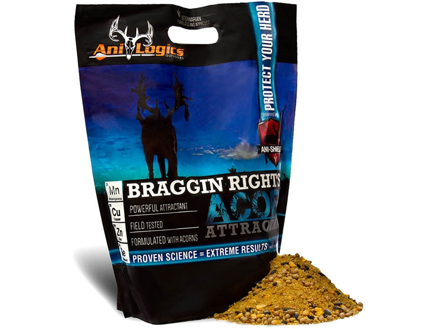 Anilogics Braggin Rights Acorn Deer Supplement in 6 lb Bags
