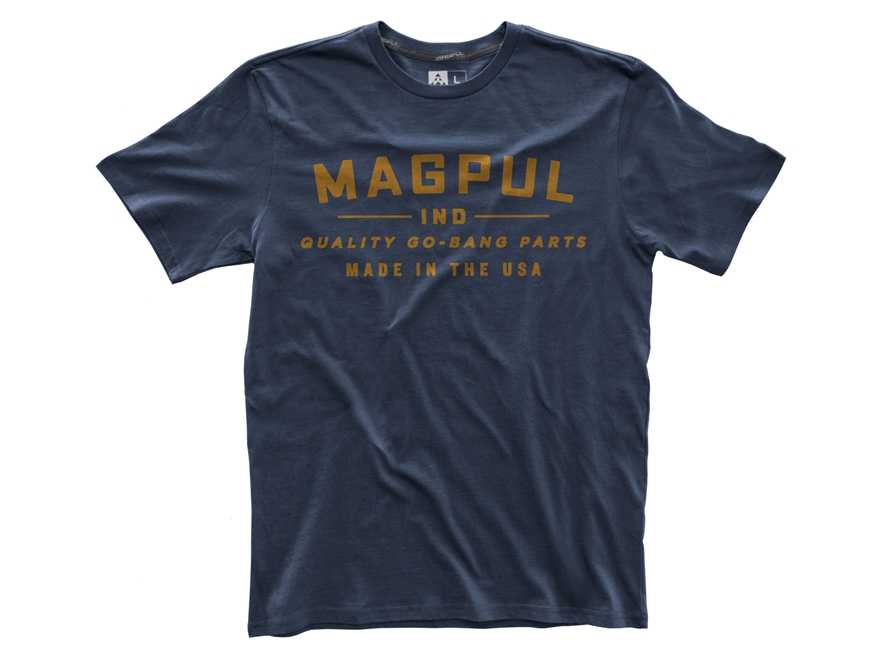 Magpul Men's Go Bang Parts T-Shirt Short Sleeve Cotton