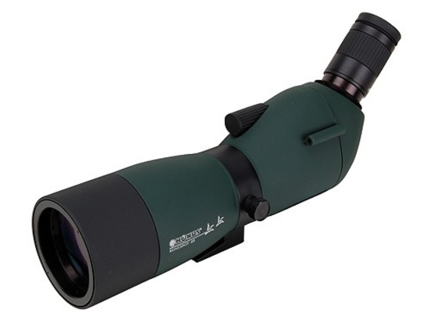 Konus Spotting Scope 15-45x 65mm with Tripod, Photo Adapter and Soft Case Armored Green