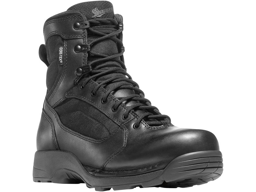 """Danner Striker Torrent 6"""" Side-Zip Waterproof GORE-TEX Tactical Boots Leather Men's"""