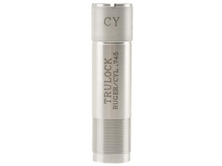 Trulock Sporting Clay Extended Choke Tube Ruger Sporting 12 Gauge