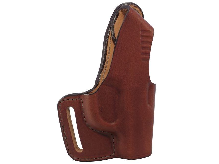 Bianchi 75 Venom Outside the Waistband Holster Ruger LCP Leather