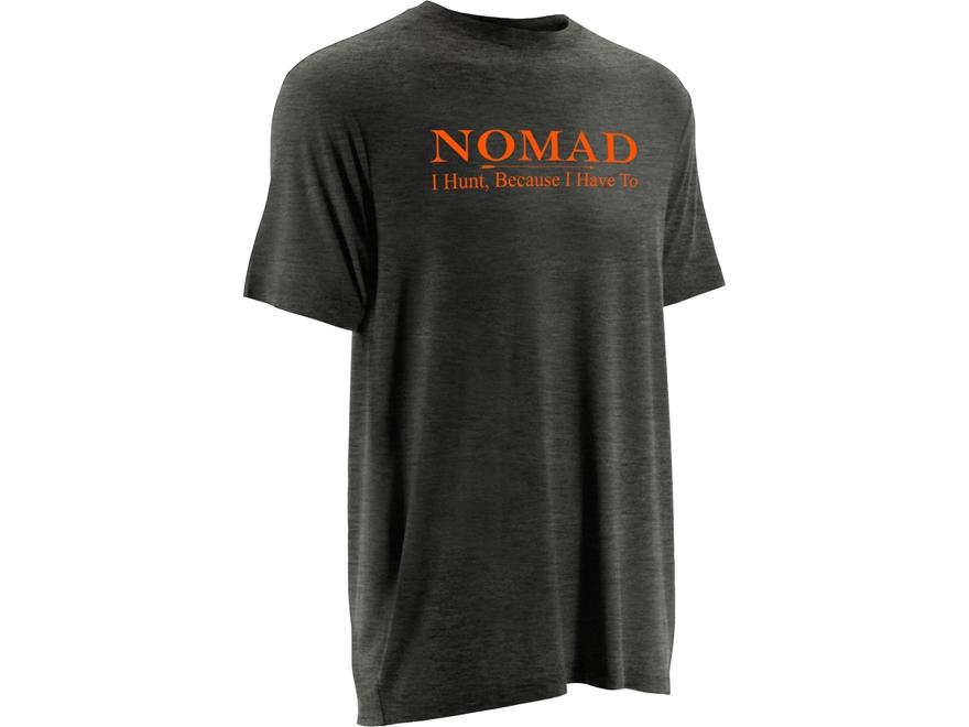 NOMAD Men's Logo T-Shirt Short Sleeve Cotton