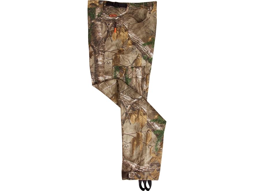 Drake Men's Non-Typical Dura-Lite Scent Control Pants Polyester