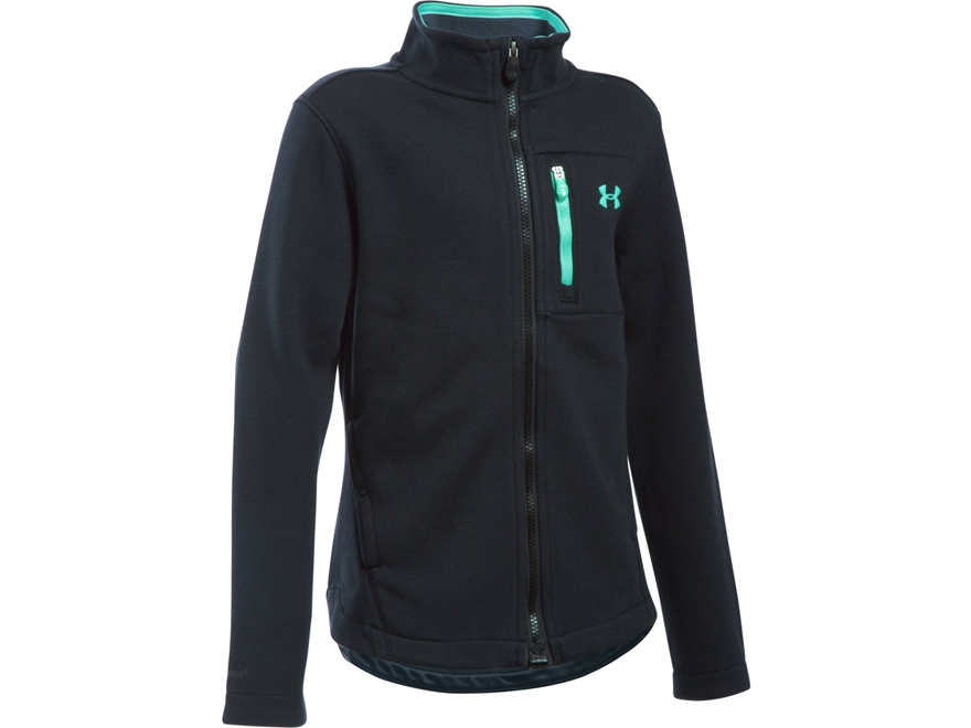 Under Armour Girl's UA Granite Insulated Jacket Cotton/Poly Blend