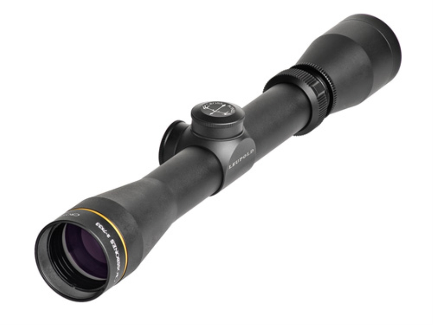 Leupold Crossbones Crossbow Scope 2-7x 33mm CBR Reticle Matte