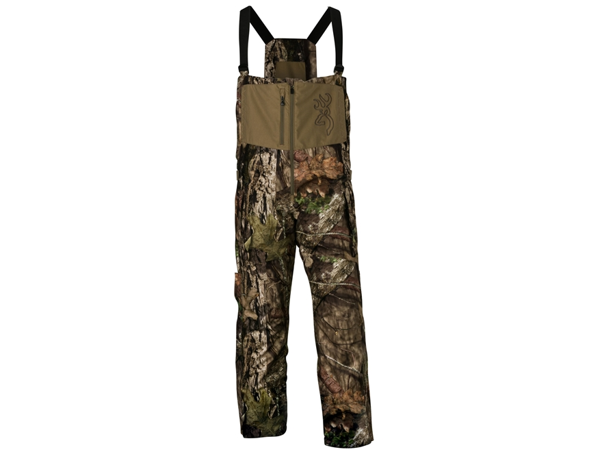 Browning Men's Hell's Canyon BTU Insulated Scent Control Bibs Polyester