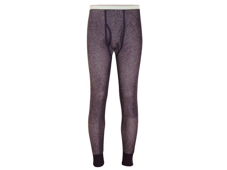 Indera Men's Hydropur Raschel Knit Performance Thermal Pants