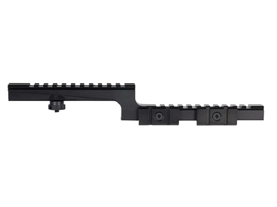 GMG Z-Mount Picatinny-Style Carry Handle Mount AR-15 Aluminum Matte