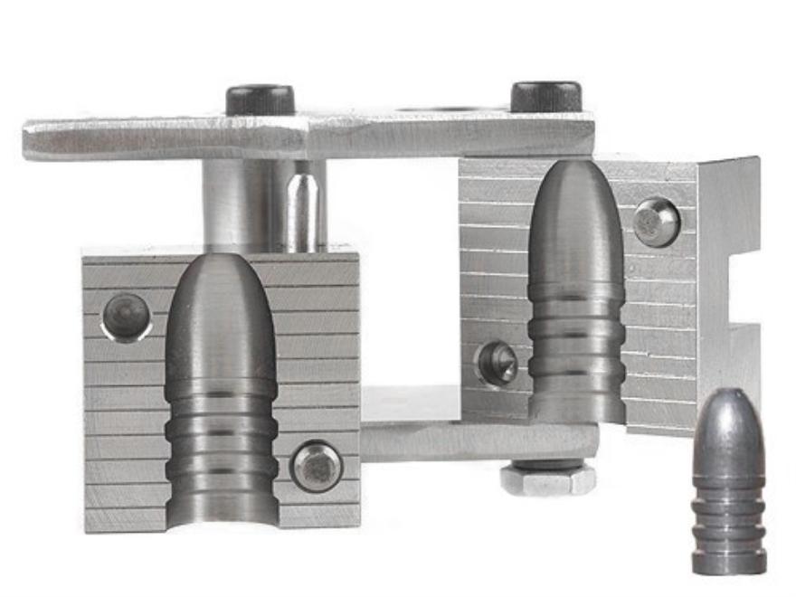 Hoch Custom 1-Cavity Nose Pour BPCR Bullet Mold 45 Caliber (459 Diameter) 430 Grain Sem...