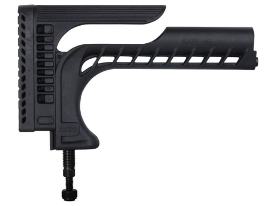 FAB Defense Sniper Adjustable Stock AR-15, LR-308 Synthetic Black