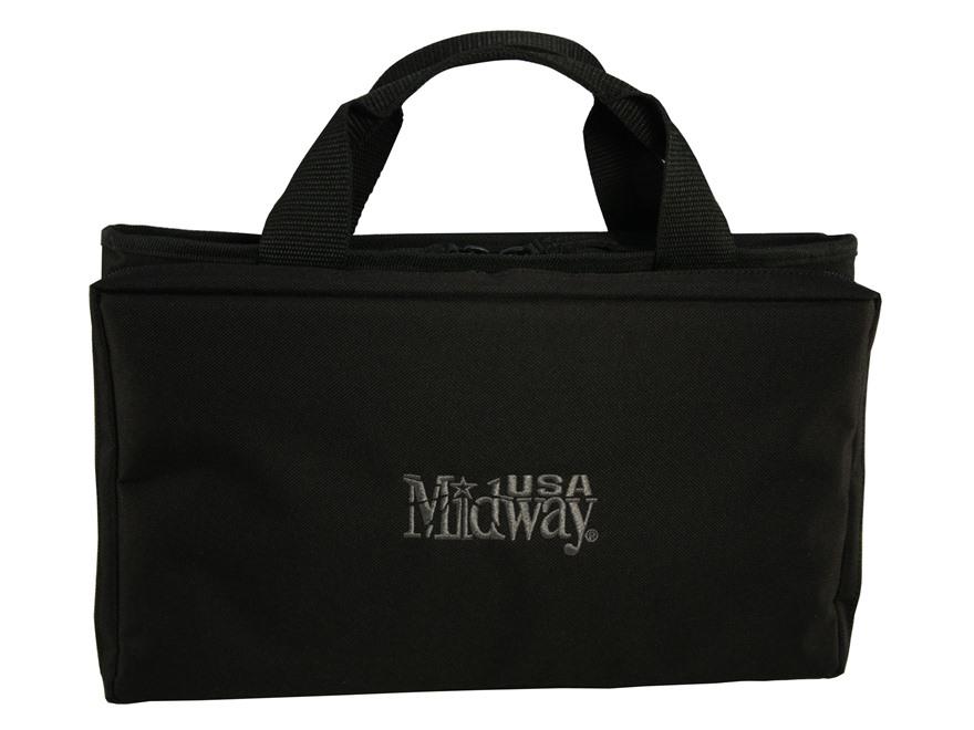 """MidwayUSA Air Pistol Case 14.5"""" Black"""