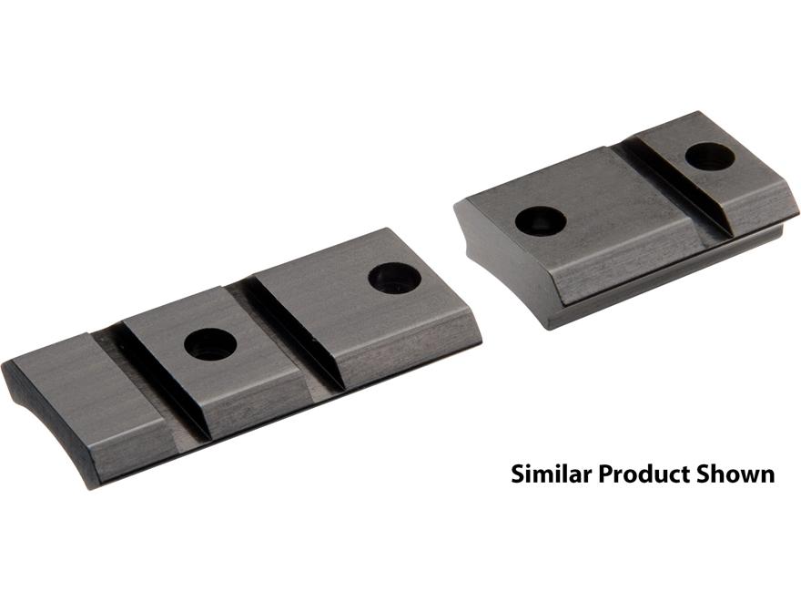 Nikon A-Series 2-Piece Aluminum Weaver-Style Scope Base Remington 700 Matte Aluminum
