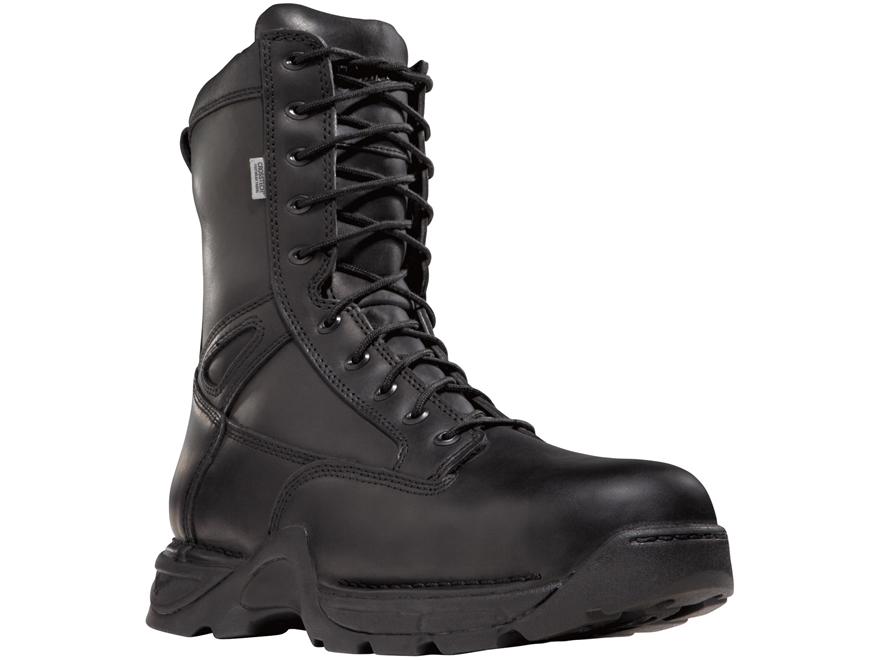 """Danner Striker II EMS 8"""" Side-Zip Waterproof Tactical Boots Leather Men's"""