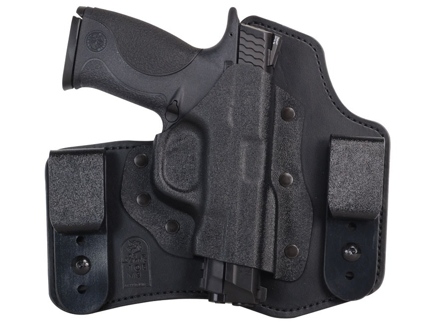 DeSantis Intruder Inside the Waistband Holster Right Hand S&W M&P 9mm Luger, 40 S&W Kyd...
