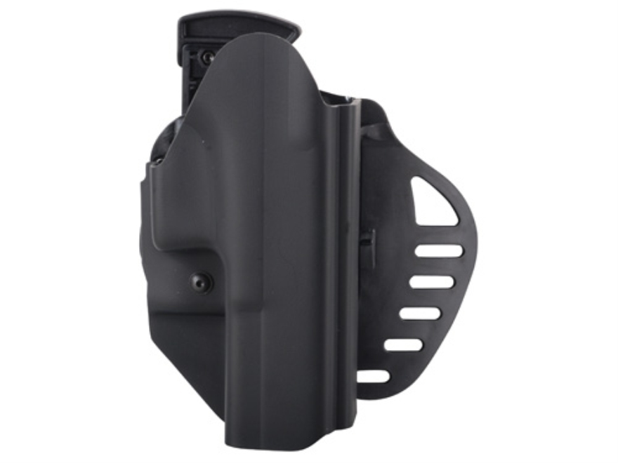 Hogue PowerSpeed Concealed Carry Holster Outside the Waistband (OWB) Glock 20, 21, 20SF...