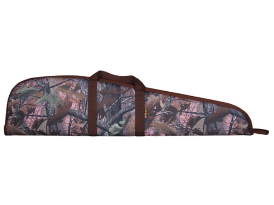 "Allen Scoped Rifle Case 40"" Nylon Pink Camo Endura"