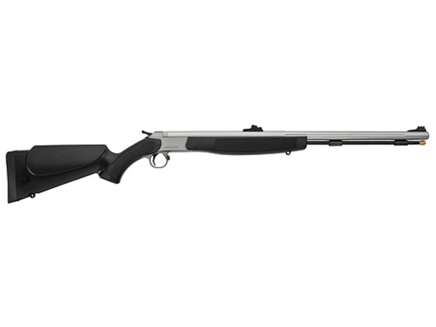 "CVA Optima Magnum Muzzleloading Rifle 50 Caliber 26"" Stainless Steel Barrel Synthetic S..."