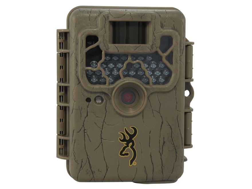 Browning Range Ops Infrared Game Camera 6.0 MP Tan