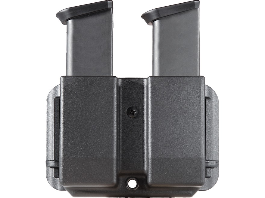 5.11 Double Stack Magazine Holder 9mm, .40S&W Kydex Black