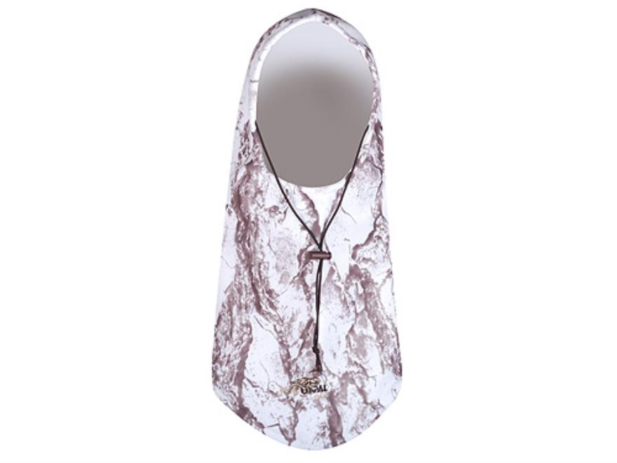 Natural Gear Windproof Fleece Hood Polyester