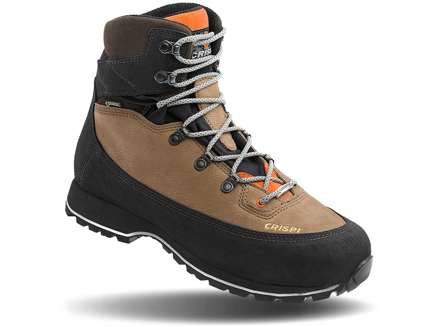 "Crispi Lapponia GTX 8"" Waterproof Uninsulated Hiking Boots Leather Men's"