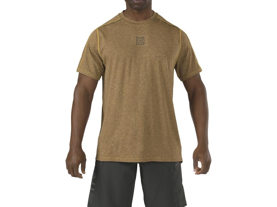 5.11 Men's Recon Triad T-Shirt Short Sleeve Polyester