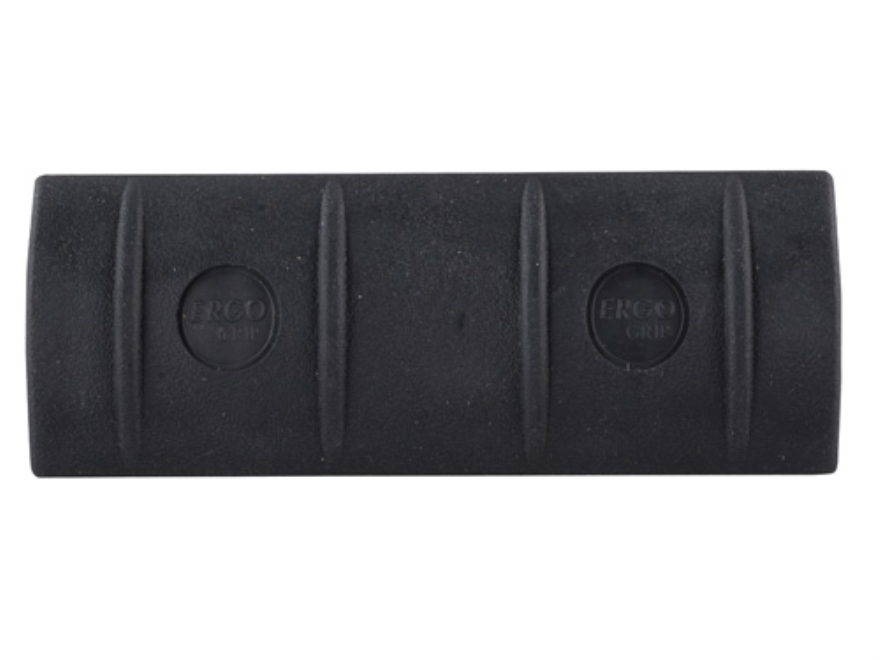 ERGO Full Profile Picatinny Medium 10-Slot Rail Cover  Polymer Black Pack of 3