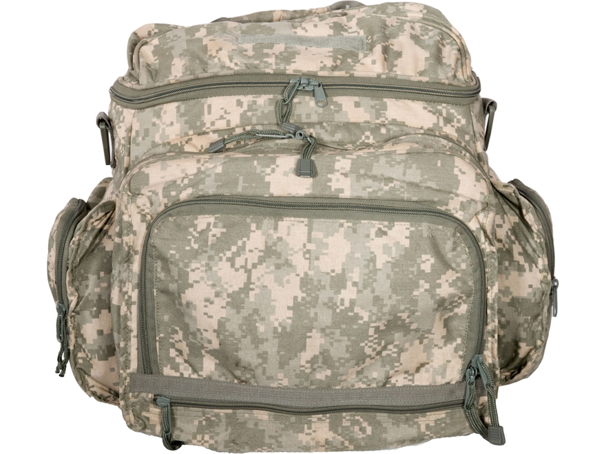 Military Style Laptop Backpack Grade 2 ACU Camo