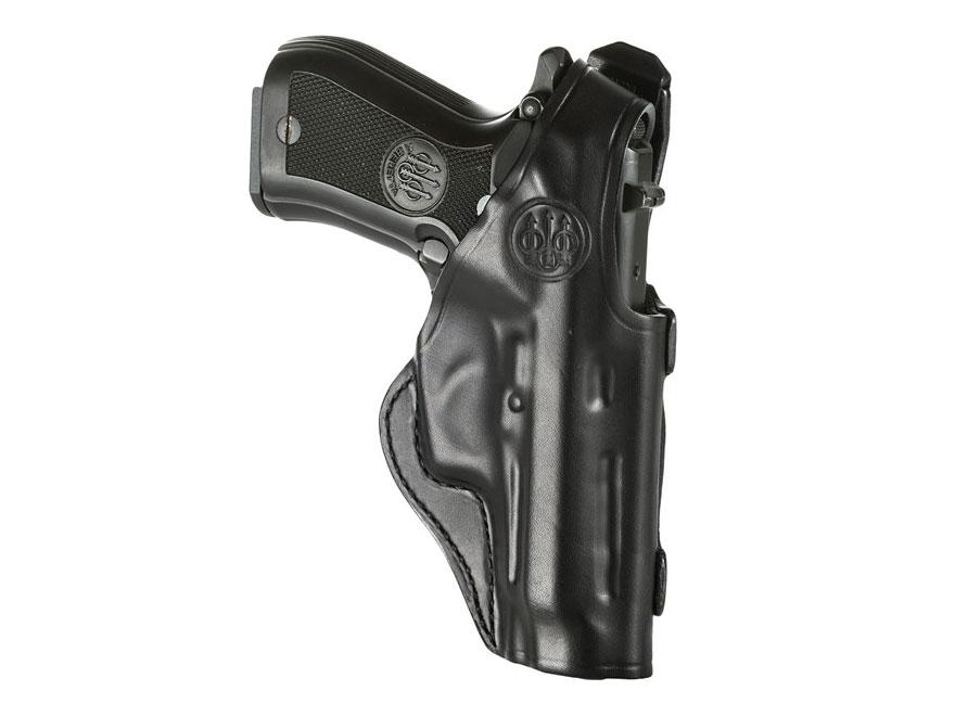 Beretta Mod. 6 Belt Holster Right Hand 81, 84, 85 Leather Black