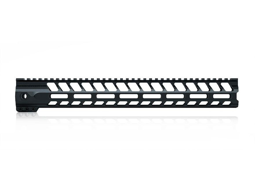 LANTAC SPADA-M Free Float M-Lok Handguard AR-15 Aluminum Matte