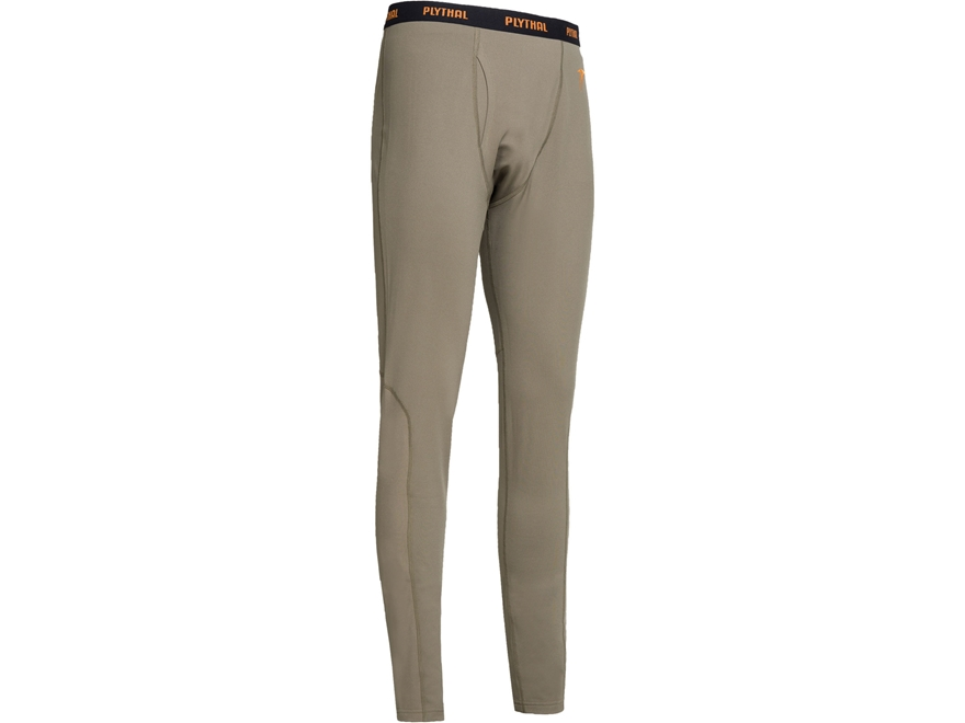 Plythal Men's Base Layer 2.0 Pants Polyester