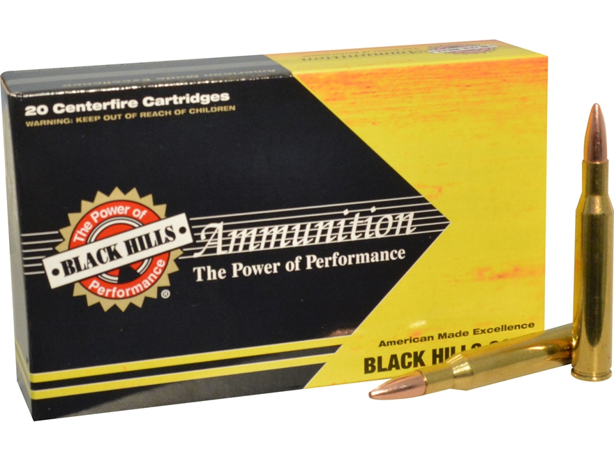 Black Hills Gold Ammunition 270 Winchester 130 Grain Barnes TSX Box of 20