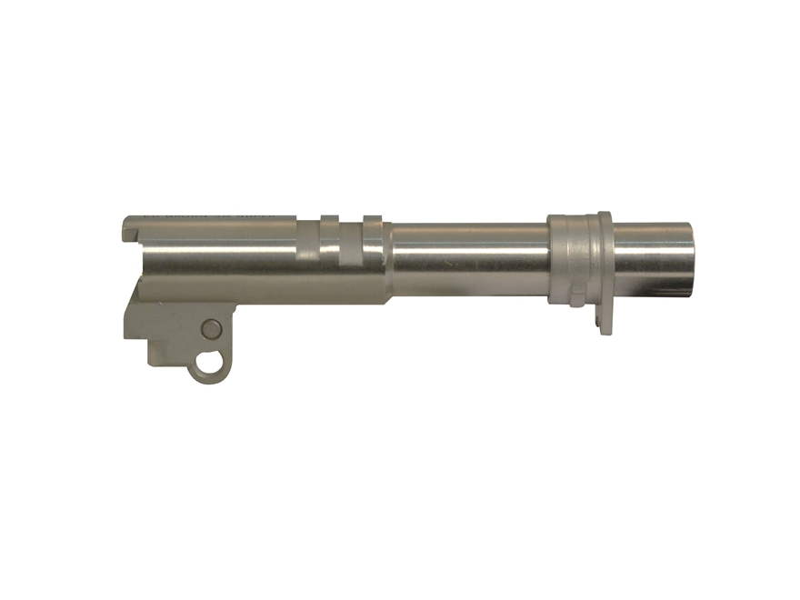 "Ed Brown Semi-Drop-In Barrel with Bushing 1911 Commander 38 Super 1 in 16"" Twist 4.25"" ..."