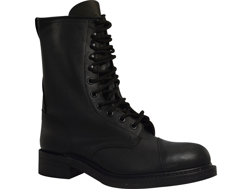 Military Surplus Climbers' Boots Black