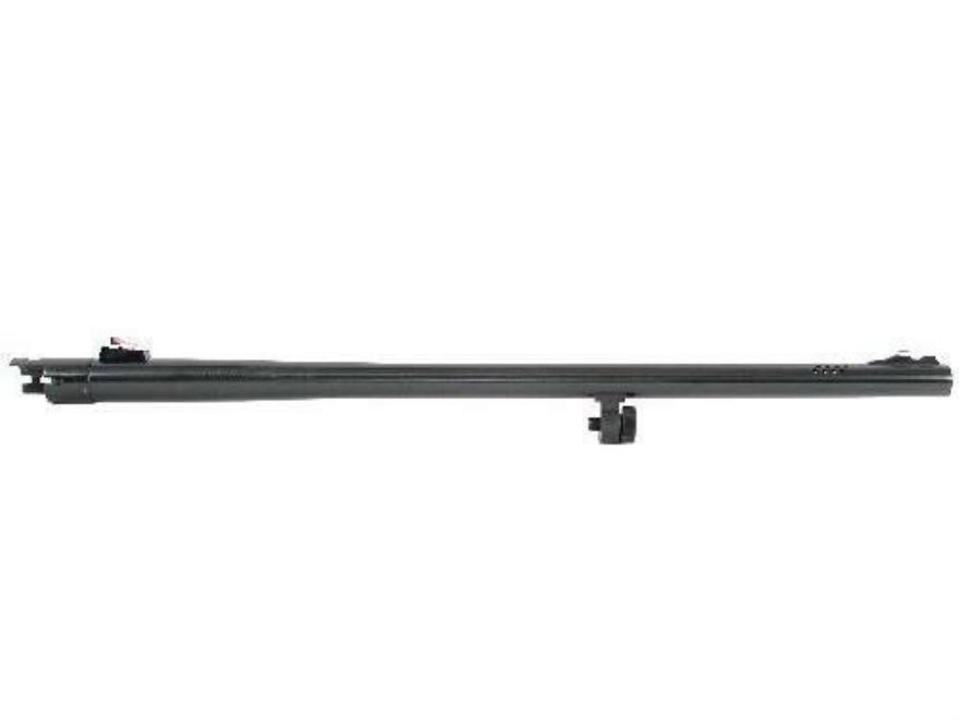"Mossberg Slug Barrel Mossberg 500 12 Gauge 3"" 1 in 36"" Twist 24"" Rifled with Fiber Opti..."